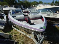 1989 Maxum 1900 XR Bowrider Outboard Hull