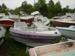 1990 1700 Bowrider Outboard Hull