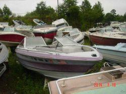 1990 Maxum 1700 Bowrider Outboard Hull