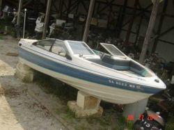 1988 1750 Capri Bowrider OMC Cobra 3.0