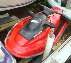 1999 Sea Doo GSX Limited