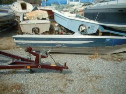 1980 Bass Boat