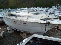 1987 Sea Ray 300 Sundancer Parts Boat Twin Mercruiser 5.7