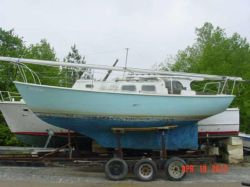 1980 Bristol 24 Bristol Yachts co