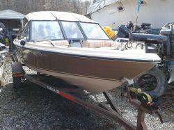 1984 165 Fish N ski bowrider Mercury 70