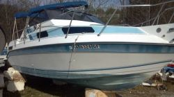 1989 Citation Boats 210 Cruiser Mercruiser v8