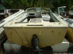 1971 Sea Ray SRV 193 Runabout Mercruiser