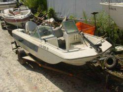 1974 Fleetwing Tri Hull