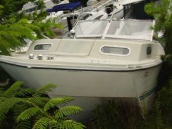 1971 Inc Marlin 22 Mercruiser 188