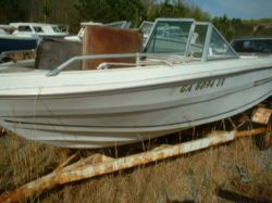 1981 Marquis Boats 18