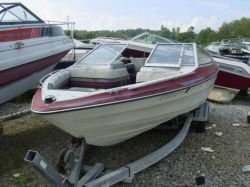 1989 Maxum 1700 XR Bowrider OB Force 85