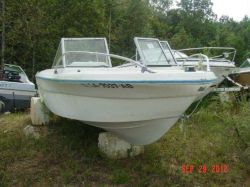1978 180 Runabout Evinrude 115