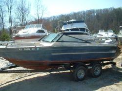 1985 SportCraft 190 Sportsman Fish n Ski Bowrider OMC 1.6 Sea Dr