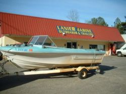 1966 Other 17' DUO Runabout OMC 120 / 400