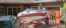 2010 - Larson Boats - Senza 186