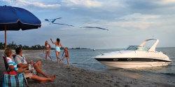 2011 - Larson Boats - Cabrio 274
