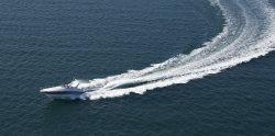 2011 - Larson Boats - Cabrio 370
