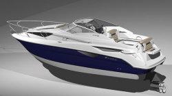 2011 - Larson Boats - Cabrio 777