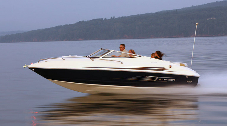 Research 2012 Larson Boats Lx 2060 Cuddy On Iboats Com