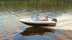2013 - Larson Boats  - LX 180S OB