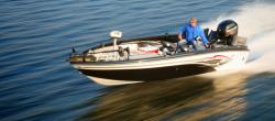 2013 - Larson Boats - FX 2020 Tiller