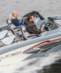 2014 - Larson Boats - FX 1750 DC