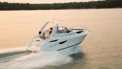2015 - Larson Boats - Cabrio 265