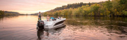 2018 - Larson Boats - LXH 210 OB