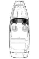 2018 - Larson Boats - LXH 210 IO