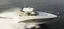 Larson Boats 350 Cabrio Mid-Cabin Cruiser Boat