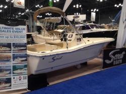 2017 - Scout Boats - 195 Sportfish