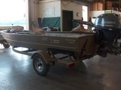2010 - G3 Boats - 1652 WSOF