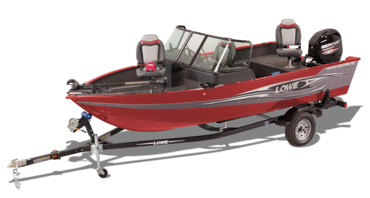 Research 2019 - Lowe Boats