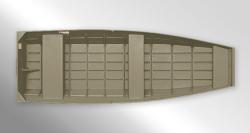 2014 - Lowe Boats - L1436L Jon