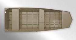 2014 - Lowe Boats - L1648MT Jon