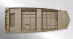 2014 - Lowe Boats - L1652MT Jon
