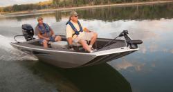 2014 - Lowe Boats - Stryker 16 SS