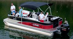 2014 - Lowe Boats - X234