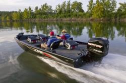 2009 - Lowe Boats - Stinger 175