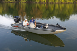 2009 - Lowe Boats - Stinger 195