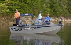 2009 - Lowe Boats - FM175DC