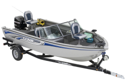 2009 - Lowe Boats - FM185DC