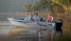 2009 - Lowe Boats - FS165