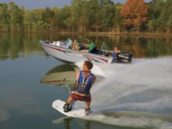 2009 - Lowe Boats - FS175