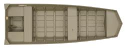 2009 - Lowe Boats - L1440M
