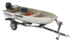 2009 - Lowe Boats - A1257