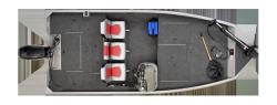 2010 - Lowe Boats - Stinger 170