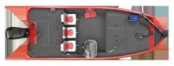 2010 - Lowe Boats - Stinger 190