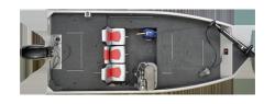 2010 - Lowe Boats - Stinger 175