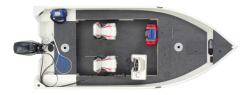 2010 - Lowe Boats - F165